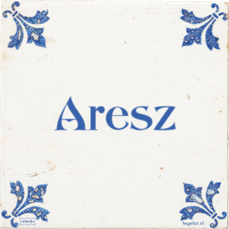 Aresz - Online tegeltjes bakken