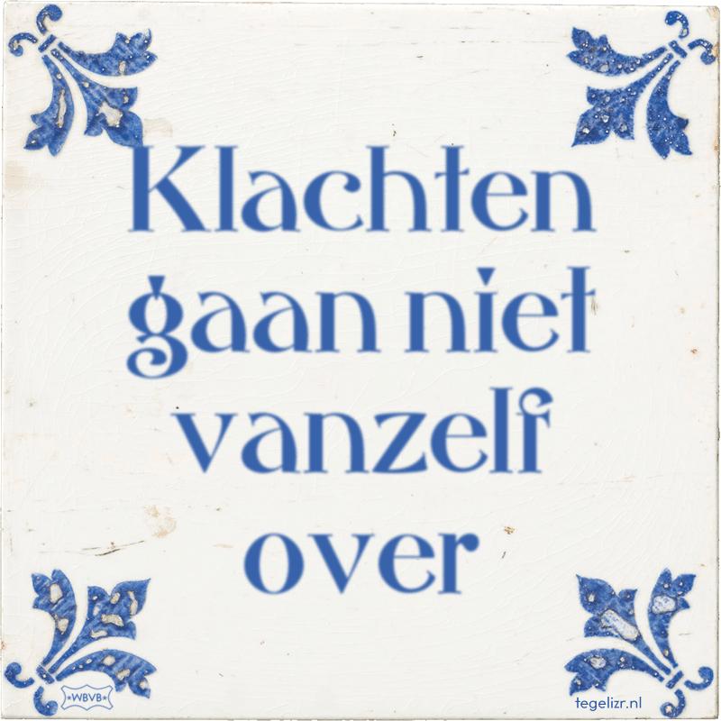 Dejting kompis nl klachten